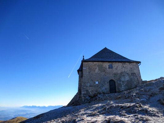 Die Deutsche Kirche am Dobratsch