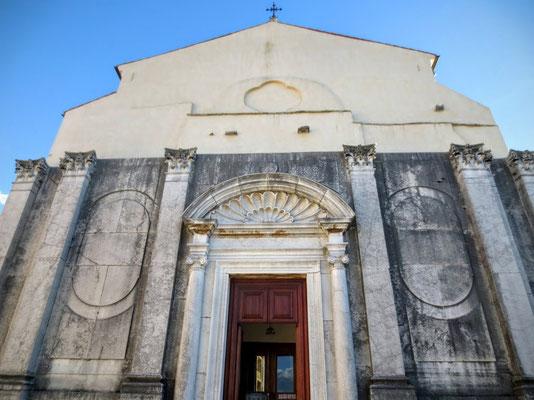 Umag Pfarrkirche Maria Himmelfahrt