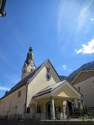 Pfarrkirche St. Florian in Bad Bleiberg