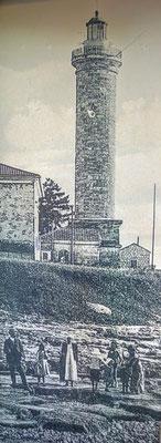 ...der älteste aktive Leuchtturm an der Adriaküste und...