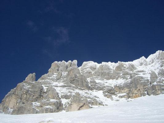 Die Montasch-Südwand