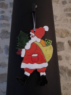 Grand Père Noël     18 cm