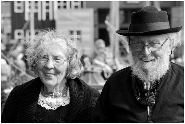 Paar in Elburg
