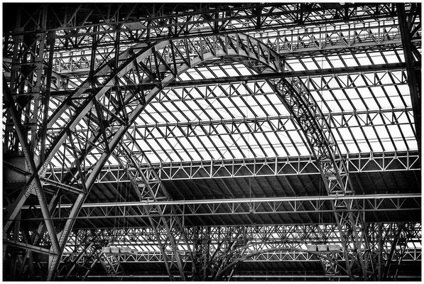 Bahnhof in Dresden