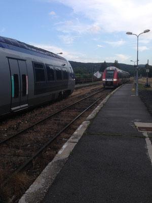 TER en Gare La Bastide