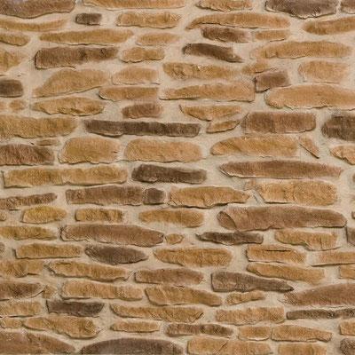 Panel Muro Siciliano Marron 319