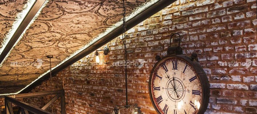 Jahrhundert Mauerwerk - Ladrillo Vintage eclectic