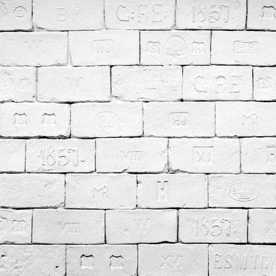 Rokoko Ziegelpaneele Heritage XVlll Blanca