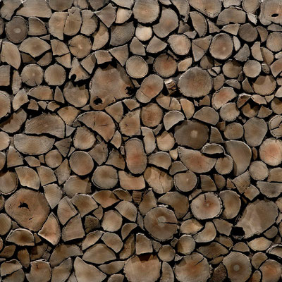 Stirnholzpaneele natura