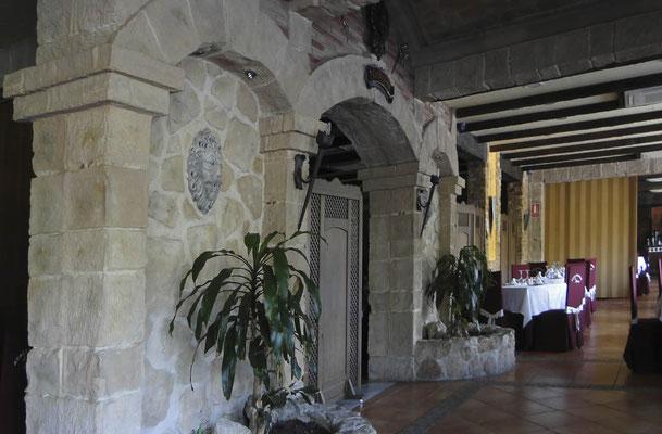 Säulenverkleidung mit Steinpaneele Picada