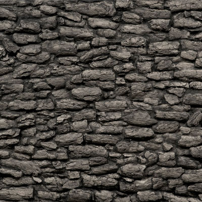 GFK Mammutbaumrinde basalto