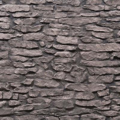 GFK 3D Steindekorpaneele Lajas basalto