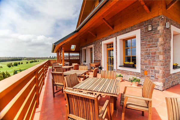 Stein- Fassadengestalung | Colorado Lodge