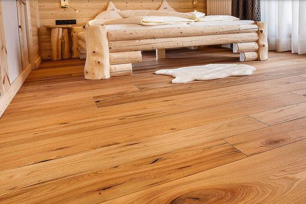 Hochwertige Holzdieleböden