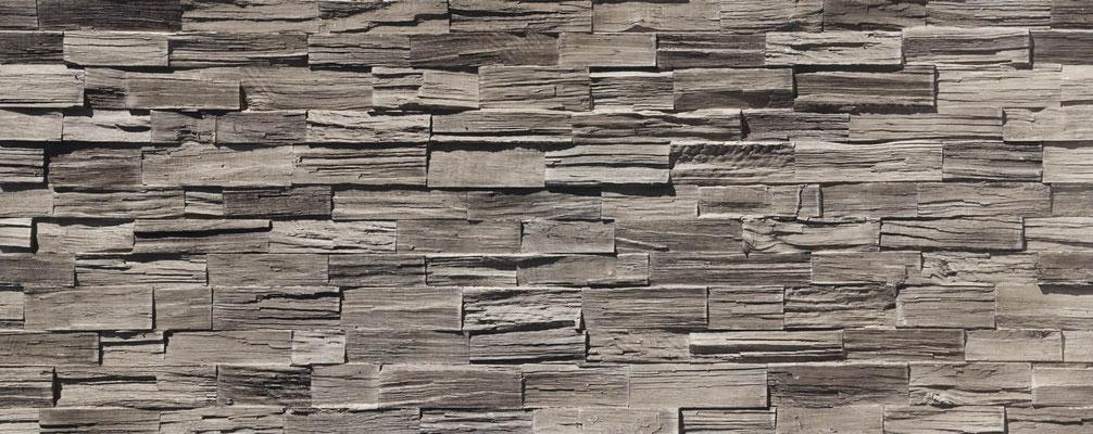 Holz Wandpaneele Duelas anthrazit - 422