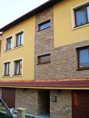 Fassaden- Steinverkleidung Salamanca sahara | 002
