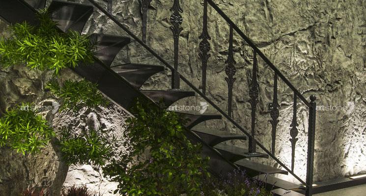 Fels in der Brandung - Roca triamel