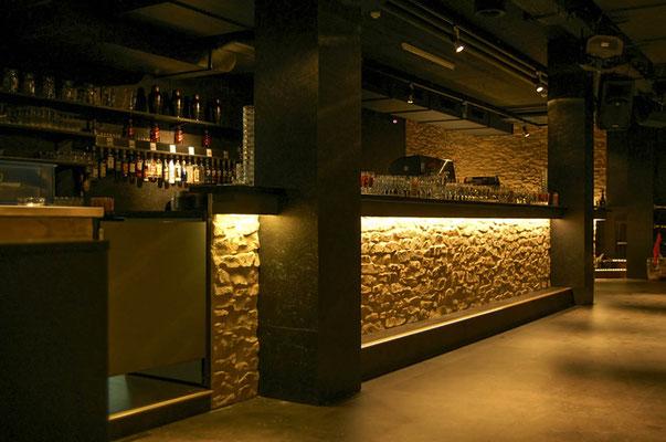 Ibiza Thekenverkleidung | Muro Siciliano Rusty 258