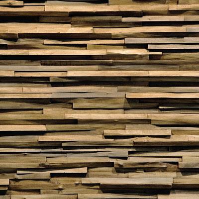 GFK Holzwand Mayon cobriza