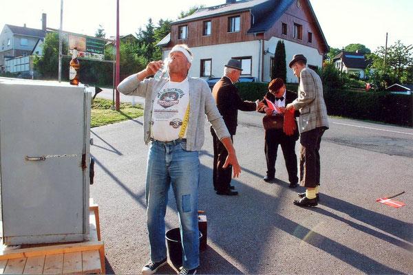 Wünschendorf Erzgebirge WCV Olsenbande