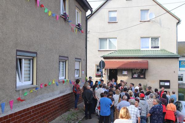 Ortsführung Sehenswürdigkeiten Wünschendorf