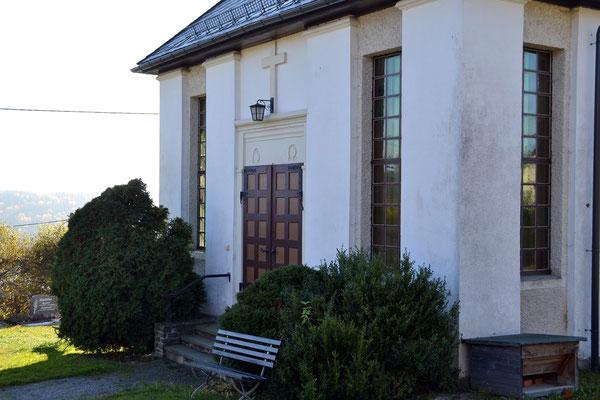 Wünschendorf Erzgebirge Friedhof