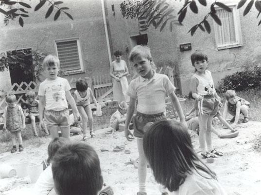 Kindergarten Wünschendorf Erzgebirge