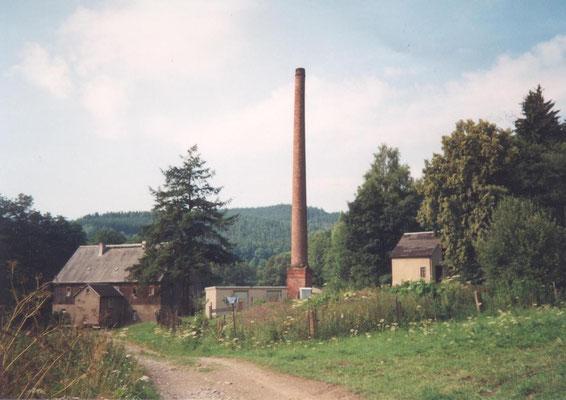Schrötermühle Wünschendorf Erzgebirge