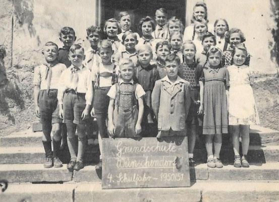 Wünschendorf Erzgebirge Teichler Schule Foto von Werner Baldauf