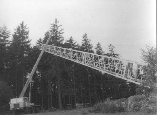 Wünschendorf Erzgebirge Antennenbau