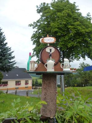 Panzerlinde Wünschendorf Erzgebirge