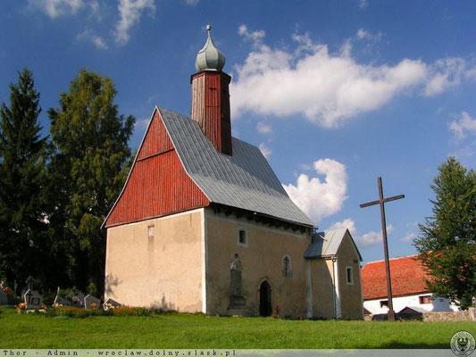 Radomice - Wünschendorf