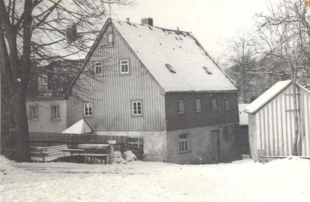 Wünschendorf Erzgebire Stolzenhain 1952