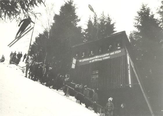 Höllbergschanze Wünschendorf