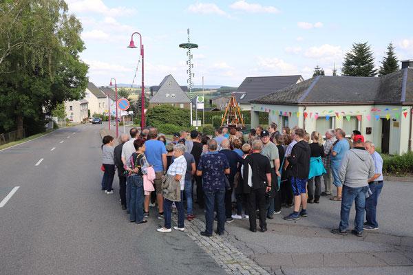 Ortsführung Sehenswürdigkeiten von Wünschendorf
