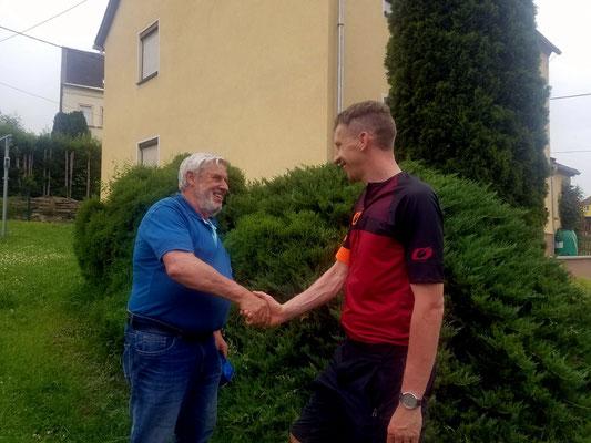Wünschendorf Bänkequiz Gewinner