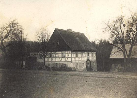 Wünschendorf Erzgebire Stolzenhain 1931