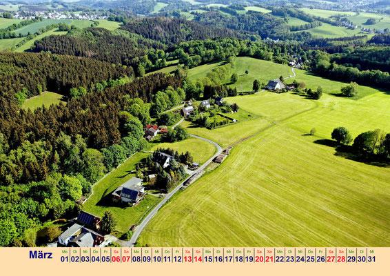 Wandkalender Wünschendorf 2021