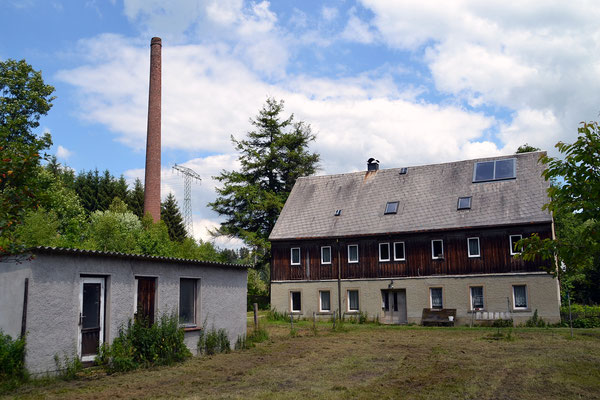 Schrötermühle Wünschendorf Erzgebirge 2018