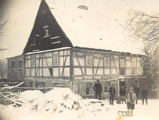 Wünschendorf Erzgebire Stolzenhain 1932