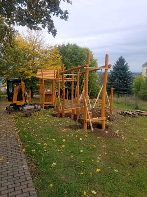Spielplatz Wünschendorf