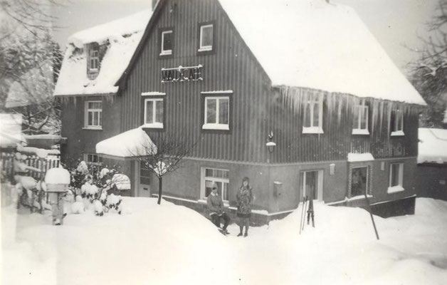 Wünschendorf Erzgebire Stolzenhain 1972