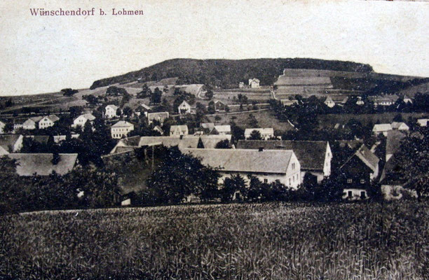Wünschendorf  Dürrröhrsdorf-Dittersbach Sachsen