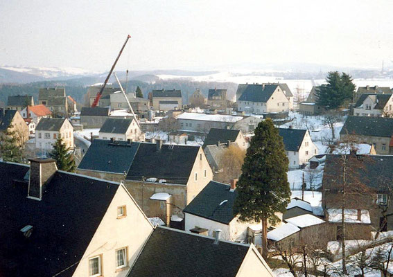 Demontage Esse Linus Dähnert 1993