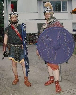 Tunica und Cingulum Militare