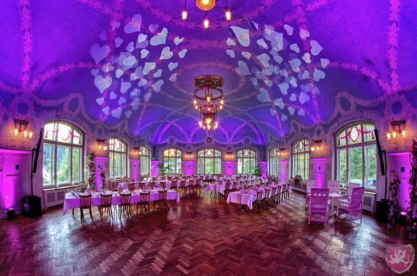 Hochzeit im Kurhotel Bergün