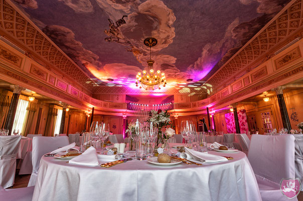 Hochzeit im Romantik Seehotel Sonne Küsnacht