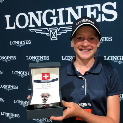 """Juni 2018: Auslosung bei """"Longines Future Tennis As 2018"""" auf dem Eiffelturm in Paris, Frankreich"""