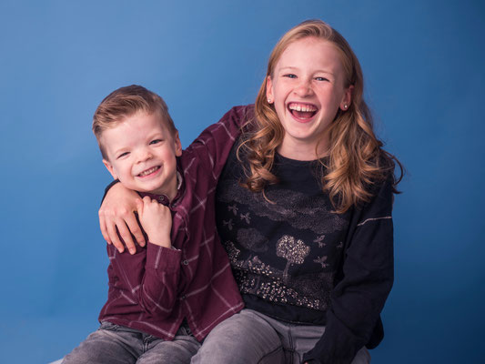 Dezember 2016: mit Bruder Nicolas