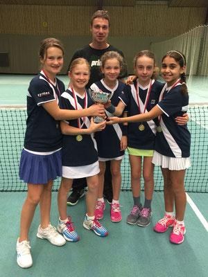 Oktober 2015: Sieg an der Swiss Regional Challenge U12 in Bassersdorf ZH